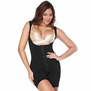 MISS MOLY Femme Combinaisons Sculptante Panty Minceur Shapewear Sans couture Ajustablev Body Shaper Amincissante Gaine