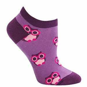 Animewild – Protège-pieds – Femme – violet – 5'10