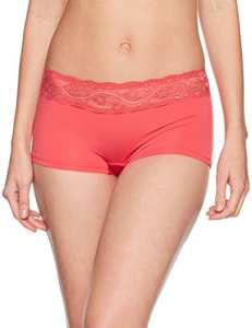 Triumph Lovely Micro Short, Maillot de Corps Femme, Rouge (Flame 14), 46 (Taille Fabricant: 44)