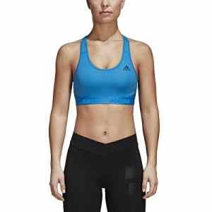 adidas Don't Rest Alphaskin Sport Bra Soutien-Gorge Femme, Bleu Clair, Petit