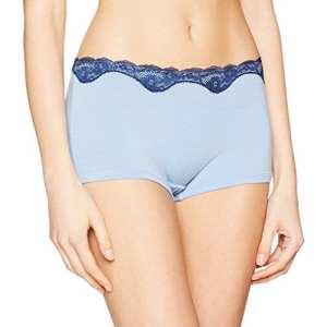 Triumph Touch of Modal Short, Maillot de Corps Femme, Bleu (Clear Ocean Mp), 46 (Taille Fabricant: 44)