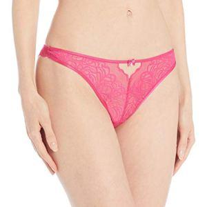 B.tempt'd Femme 942257 String – Rose – Taille L
