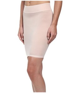 Wolford Jupon Gainant Jupe formante Sheer Touch Forming Skirt rosepowder 38