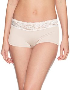 Triumph Lovely Micro Short Maillot De Corps, Beige (Orange Highlight 5b), 46 (Taille Fabricant: 44) Femme