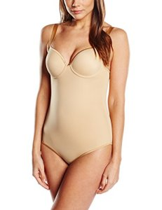 Triumph – Soft and Form – Body – Uni – Femme – Beige – FR : 90A (Taille fabricant : 75A)
