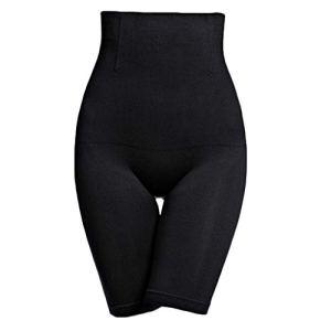 sharprepublic Culotte Femme Taille Haute Parfait pour Porter sous Robe Bodycon un Jean Culotte – 6, XXXXXL
