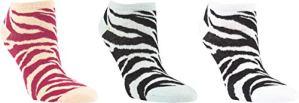 socksPur HARMONY Lot de 6 paires de chaussettes de ski – – 35/38