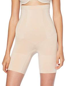 Spanx Ss1915-natural-l Culotte Sculptante, Beige Natural, 40 (Taille Fabricant: Large) Femme