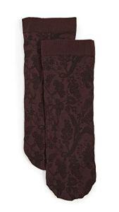 Wolford Women's Jungle Socks, Chateau/Black, Small