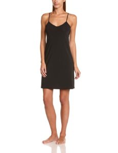 Calvin Klein Underwear – Icon Slip – Combinaison – Uni – Femme – Noir – FR : 38 (Taille fabricant : M)