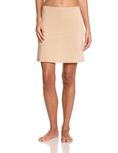 Calvin Klein Underwear – Jupon – Uni – Femme – Beige (Chair) – FR : 38 (Taille fabricant: Medium)