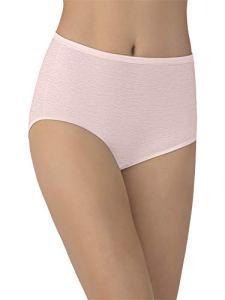 Vanity Fair Illumination Brief Panty 13109 Culotte, Couleur : Quartz, XXL Femme