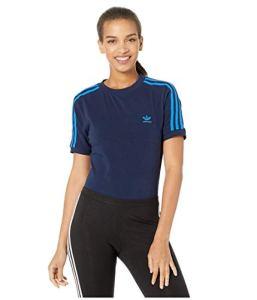 adidas Originals Women's Superstar Body Suit, real Blue, X-Small