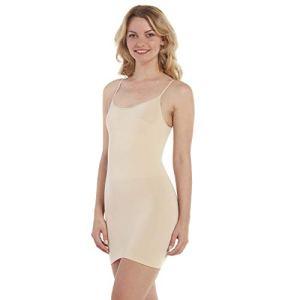 Magic Bodyfashion 15BD – Body – Uni – Femme – Beige (Skin) – FR: 42 (Taille fabricant: XL)