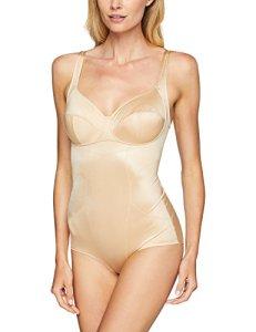 Playtex 001X Body, Beige (Piel 007), Taille du Fabricant:110C Femme