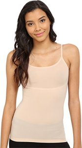 Spanx 10013R-SOFT Haut Gainants, Beige (Soft Nude Soft Nude), 40 (Tamaño Del Fabricante: L) Femme