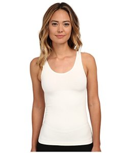Spanx IN&Out Tank, Maillot de Corps Femme, Beige (Powder 0), 46