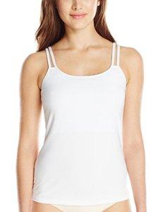 AMOENA – Caraco – Sans Manche – Femme blanc blanc – blanc – 50