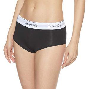 Calvin Klein Underwear hipster pour femmes – Modern Cotton, Noir XS