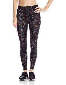 CW-X 125819967L Constellation Print Collant de sport pour femme