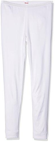 Damart Legging Double Chaleur Thermolactyl Degré 5 Bas Thermique, Blanc (Blanc 16853-01010-), 50 (Taille Fabricant:XL) Femme