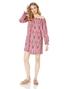 Luli Fama Femme L607N77 Ne s'applique pas Couverture pour maillot de bain – multicolore – Taille M