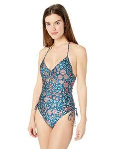 Luli Fama Femme L613M96 Ne s'applique pas Maillot de bain 1 pièce – multicolore – X-Large