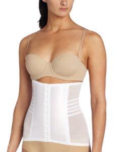 Rago Ceinture pour femme Taille Plus – Blanc – X-Large