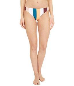 Roxy Bas de bikini pour femme Jungle modéré – – Taille XS