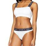 Tommy Hilfiger Brazilian Culotte brésilienne, Blanc (White 100), 40 (Taille Fabricant: 38 Medium) Femme