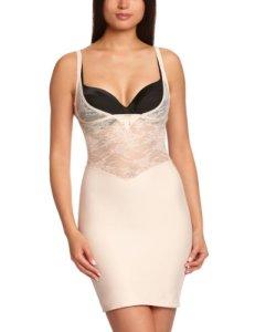 Triumph – Beauty Sensation – Combinaison gainante – Uni – Femme – Beige (Nude Beige ) – FR : 44 (Taille fabricant : 42)