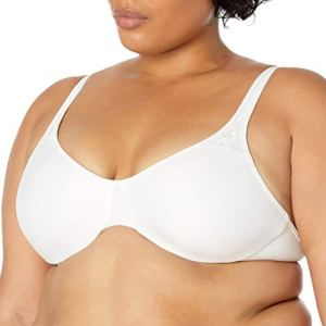 Bali Women's Passion for Comfort Brief Panty, White, 6