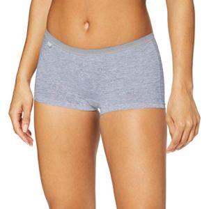 Sloggi Basic+ Short Boxer, Multicolore (Grey Combination M013), 48 Femme
