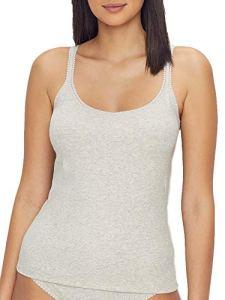 OnGossamer Women's Cabana Cotton Reversible Camisole