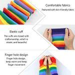 YouGa – Chaussettes montantes – Femme taille unique – – Taille Unique