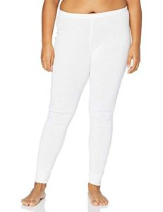 Damart Calecon Guipure CLASSIQUE-12315 sous-vêtement, Blanc, L Femme