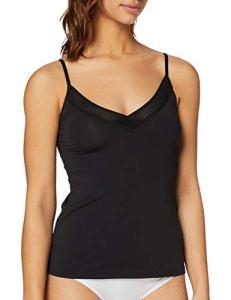 Sloggi Ever Fresh Shirt Maillot De Corps, Noir (Black 0004), No Aplica (Taille Fabricant: Large) Femme