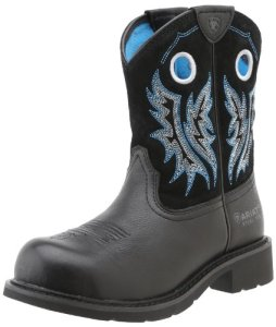 Ariat Fatbaby Steel Toe Boot de Travail