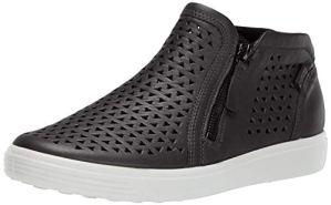 ECCO Women's Soft 7 Low Cut Zip Sneaker