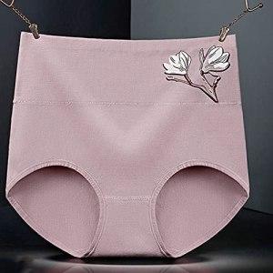 SKREOJF Femmes enceintes Sous-vêtements Sous-vêtements Sous-vêtements Sous-vêtements Abdomen Feuil Shape Pantalon Couleur Solide Taille High Taille Shorts du ventre Pantalon mince