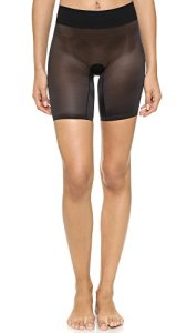 Wolford Femme Sheer Touch Control Shorts Noir 38