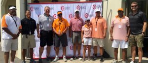 VFL's at East TN Kidney Golf Tournament Cherokee Country Club