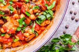 Libanesisk moussaka - oppskrift / Et kjøkken i Istanbul