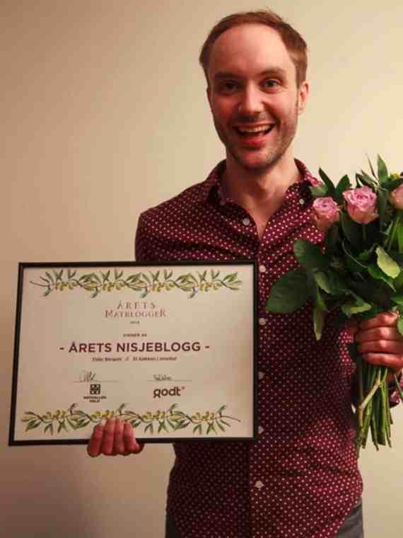 Årets Nisjeblogg - Årets Matblogger 2016: Et kjøkken i Istanbul