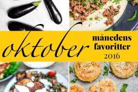 Månedens favoritter oktober 2016 / Et kjøkken i Istanbul