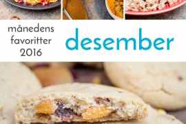 Månedens favoritter desember 2016 / Et kjøkken i Istanbul