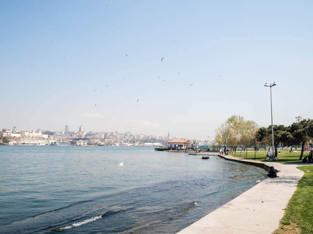 Det gylne horn ved Fener / Balat, Istanbul