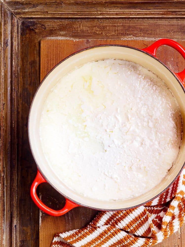 Hvordan lage hjemmelaget yoghurt - oppskrift fra Et kjøkken i Istanbul