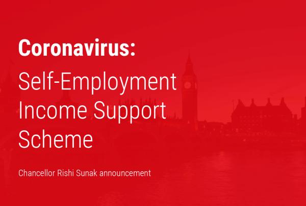 Coronavirus Self-Employment Income Support Scheme