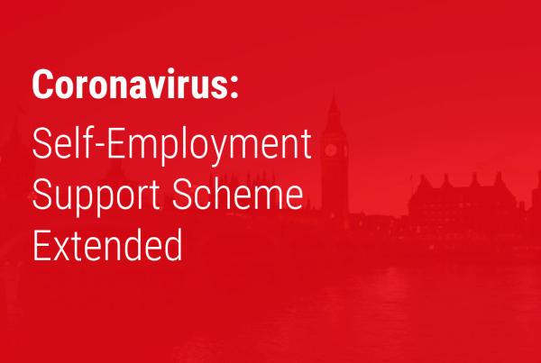 Self-Employment Support Scheme Extended